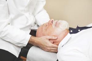 Chiropractic Closeup