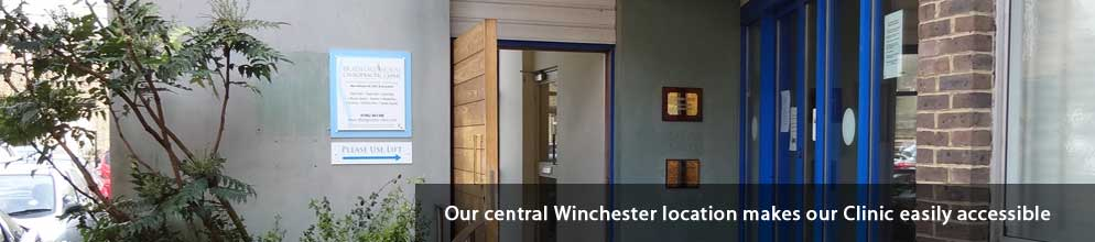 Winchester Clinic Location
